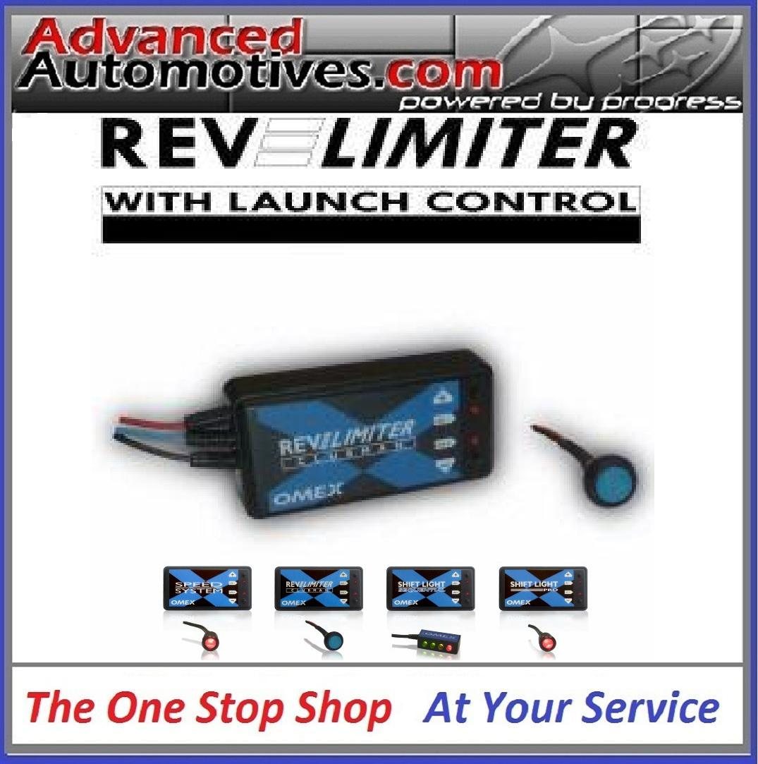 Omex Clubman Rev Limiter With Launch Control Single Coil