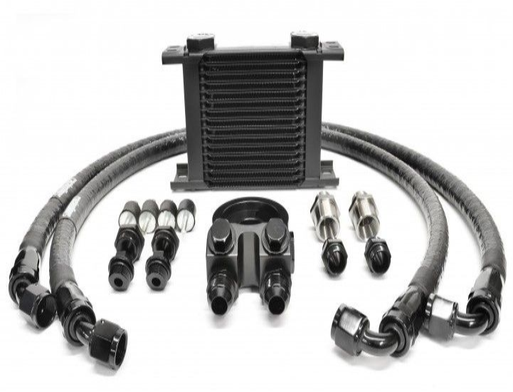 Racinglines Performance 19 Row Oil Cooler Kit 210 Series