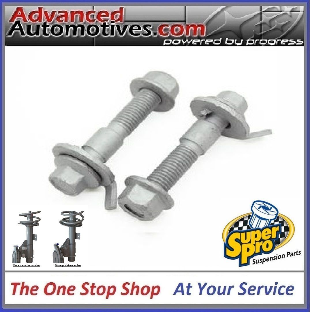 Superpro Subaru Impreza Mm Camber Adjustment Bolts Spf K P