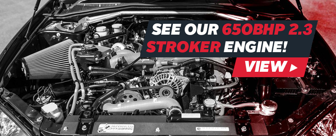 SUBARU 2.3 COMPETITION STROKER KITS | ADVANCED AUTOMOTIVE