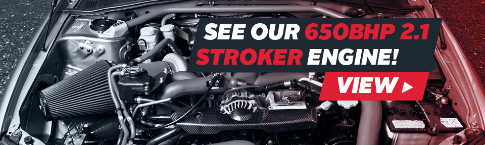 SUBARU 2.1 STROKER KIT | ADVANCED AUTOMOTIVE