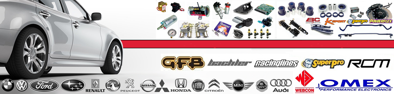 Car Tuning And Styling Performance Parts Supplier