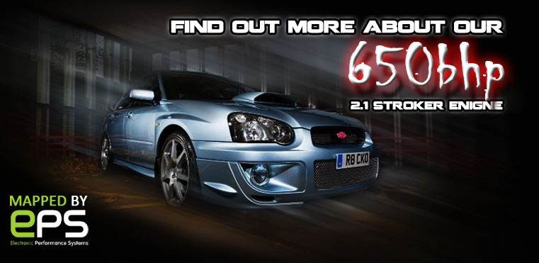 IMPREZA WR1 2.1 STROKER 750BHP | ADVANCED AUTOMOTIVE