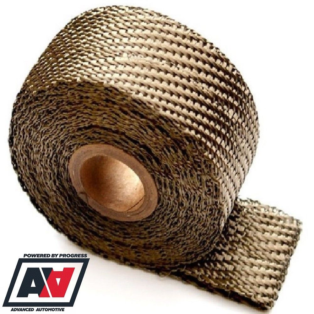 Magma Exhaust Heat Wrap 2 Quot X 33 Ft Roll For Headers
