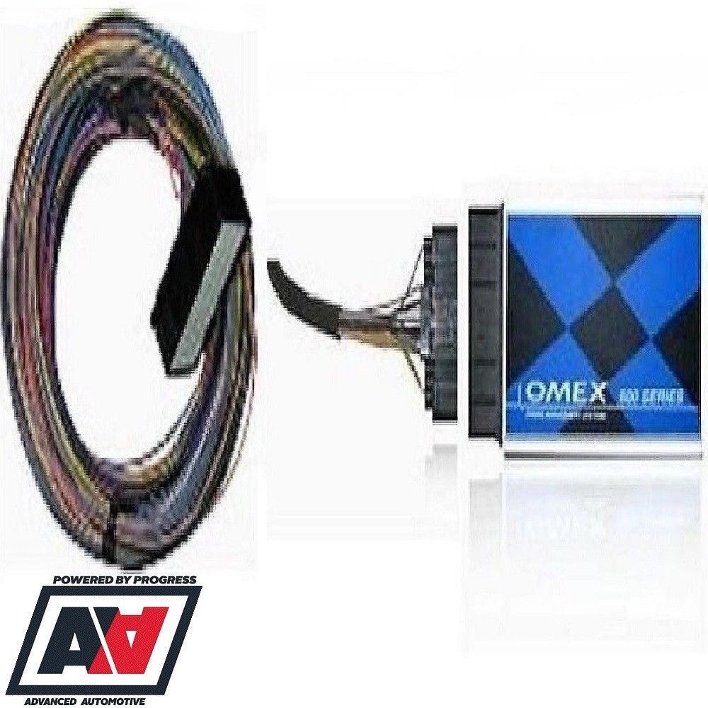 Tremendous Omex Semi Assembled Wiring Harness For 600 Series Ecu Advanced Wiring Database Pengheclesi4X4Andersnl