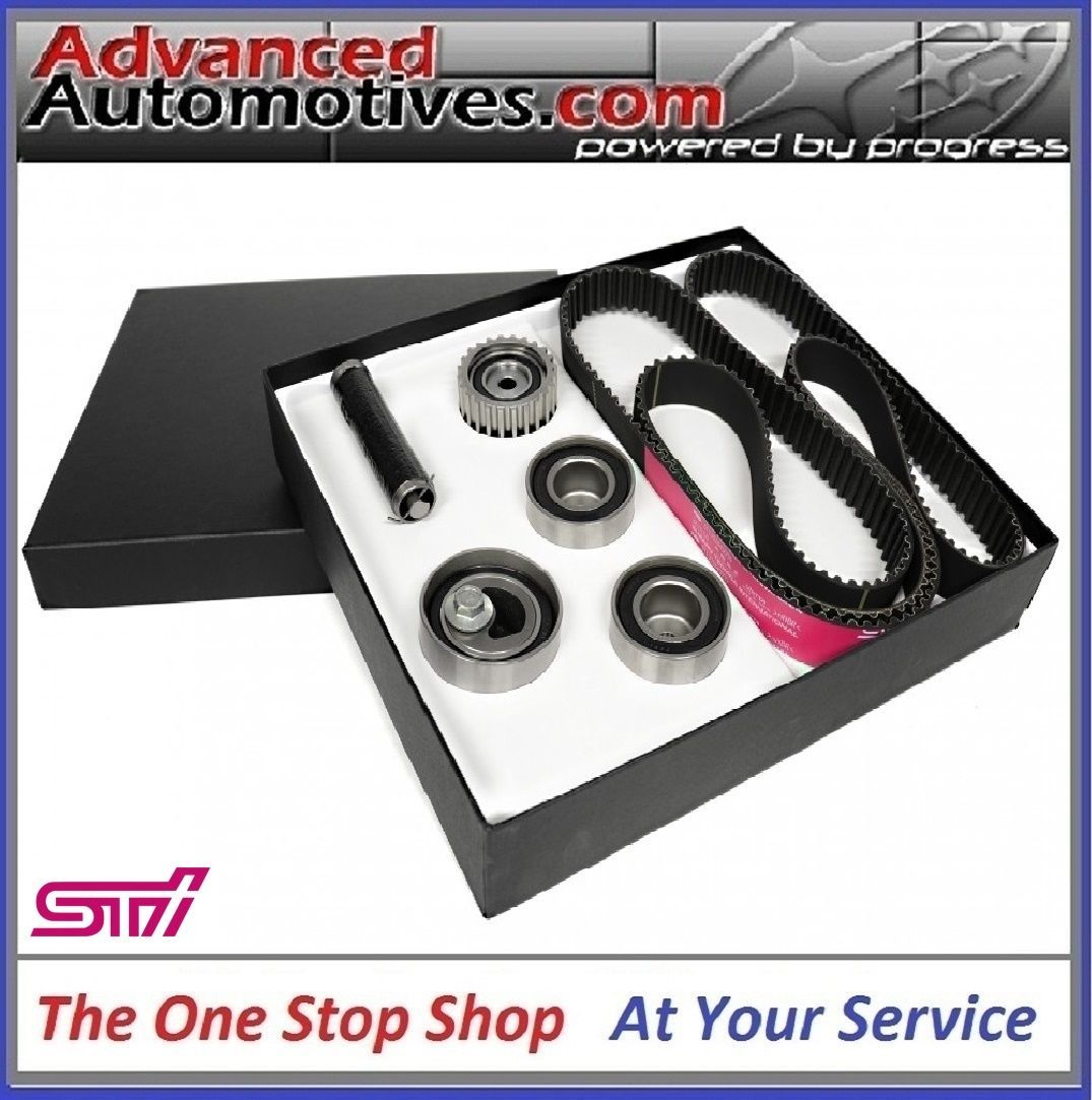 Subaru Timing Belt Kits Parts Advanced Automotive Outer Cover Impreza Kit Cam 1992 1996 Pink Sti V1 V2