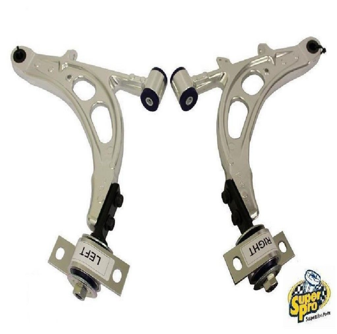 Superpro Subaru Impreza Alloy Front Wishbone Arm Suspension Kit Aloy0004k Advanced Automotive