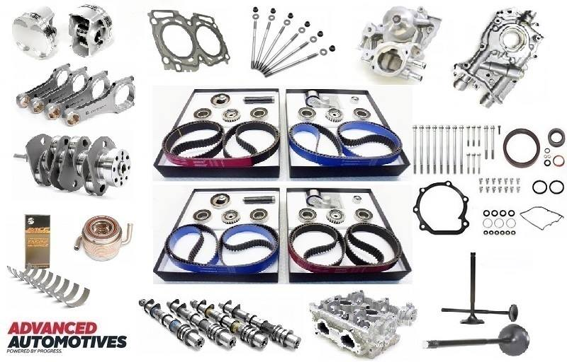 Subaru Car Parts – Subaru Engine Tuning Parts | Advanced Automotive