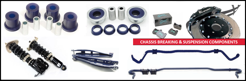 Chassis Breaking & Suspension Components | Advanced Automotive
